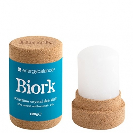 Biork - das echte Öko Bio Deo - Mann und Frau - plastikfreie Produkte-Siegel - Ohne Alkohol - Vegan - GVO-frei - Natürlich - Markenqualität aus der Schweiz - 1